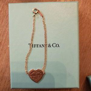 Tiffany & Co. Jewelry - Tiffany's bracelet for small wrist